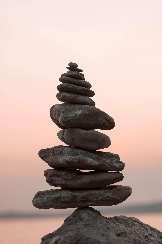 Rocks Mindfulness
